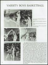 1985 Conestoga High School Yearbook Page 42 & 43