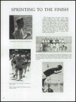1985 Conestoga High School Yearbook Page 46 & 47
