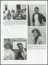 1985 Conestoga High School Yearbook Page 54 & 55