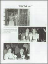 1985 Conestoga High School Yearbook Page 56 & 57