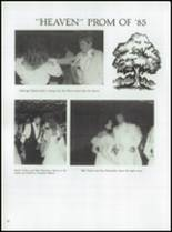 1985 Conestoga High School Yearbook Page 58 & 59