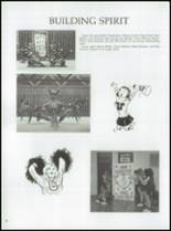 1985 Conestoga High School Yearbook Page 66 & 67
