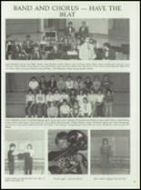 1985 Conestoga High School Yearbook Page 70 & 71