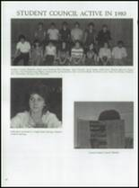 1985 Conestoga High School Yearbook Page 72 & 73
