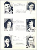 1946 Dewar High School Yearbook Page 12 & 13