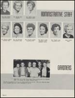 1962 Point Loma High School Yearbook Page 20 & 21