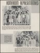1962 Point Loma High School Yearbook Page 28 & 29