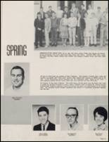 1962 Point Loma High School Yearbook Page 34 & 35