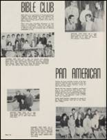 1962 Point Loma High School Yearbook Page 120 & 121