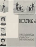 1962 Point Loma High School Yearbook Page 128 & 129