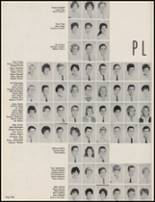 1962 Point Loma High School Yearbook Page 172 & 173