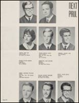 1962 Point Loma High School Yearbook Page 222 & 223