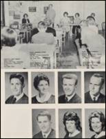 1962 Point Loma High School Yearbook Page 256 & 257