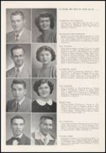 1953 White Swan High School Yearbook Page 14 & 15