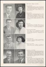 1953 White Swan High School Yearbook Page 16 & 17