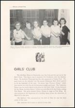 1953 White Swan High School Yearbook Page 26 & 27