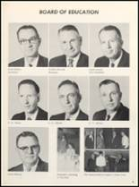 1966 Clyde High School Yearbook Page 12 & 13