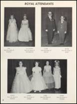 1966 Clyde High School Yearbook Page 28 & 29