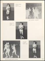 1966 Clyde High School Yearbook Page 36 & 37