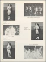 1966 Clyde High School Yearbook Page 40 & 41