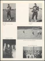 1966 Clyde High School Yearbook Page 44 & 45
