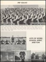 1966 Clyde High School Yearbook Page 52 & 53