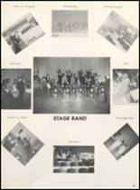 1966 Clyde High School Yearbook Page 54 & 55