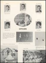 1966 Clyde High School Yearbook Page 56 & 57