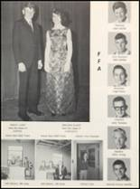 1966 Clyde High School Yearbook Page 62 & 63