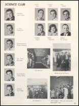 1966 Clyde High School Yearbook Page 64 & 65