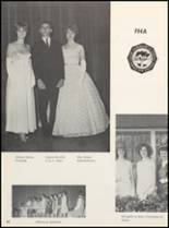1966 Clyde High School Yearbook Page 66 & 67