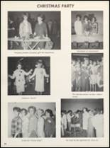 1966 Clyde High School Yearbook Page 68 & 69
