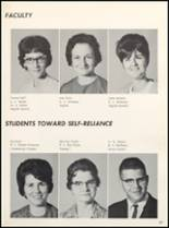 1966 Clyde High School Yearbook Page 70 & 71