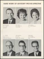 1966 Clyde High School Yearbook Page 72 & 73