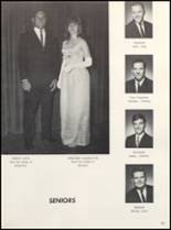1966 Clyde High School Yearbook Page 74 & 75