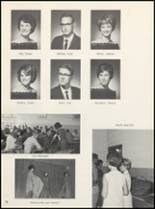 1966 Clyde High School Yearbook Page 76 & 77