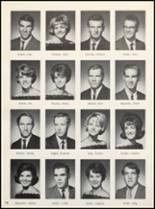 1966 Clyde High School Yearbook Page 80 & 81
