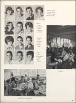 1966 Clyde High School Yearbook Page 82 & 83