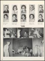 1966 Clyde High School Yearbook Page 84 & 85