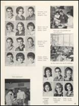 1966 Clyde High School Yearbook Page 86 & 87