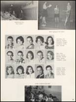 1966 Clyde High School Yearbook Page 88 & 89