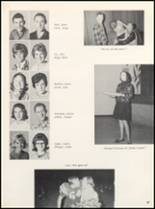 1966 Clyde High School Yearbook Page 90 & 91