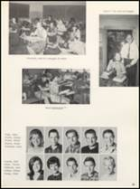 1966 Clyde High School Yearbook Page 92 & 93