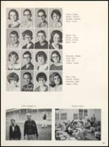 1966 Clyde High School Yearbook Page 94 & 95