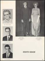 1966 Clyde High School Yearbook Page 100 & 101