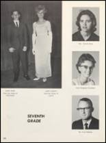 1966 Clyde High School Yearbook Page 106 & 107