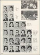 1966 Clyde High School Yearbook Page 110 & 111
