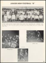 1966 Clyde High School Yearbook Page 112 & 113