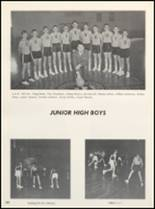 1966 Clyde High School Yearbook Page 114 & 115