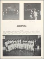 1966 Clyde High School Yearbook Page 116 & 117